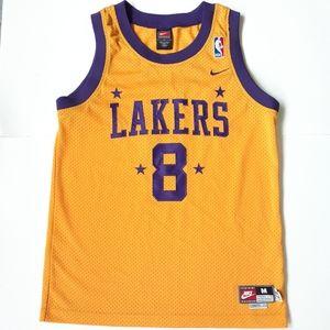 Kobe Bryant NIKE Vtg 1957 AUTHETIC Lakers Jersey